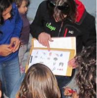 Activitat d'educació ambiental
